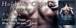 Hold Me Captive Forever - Tour Banner